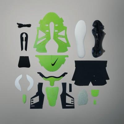 Nike GS Greenspeed - Komponenten 2012