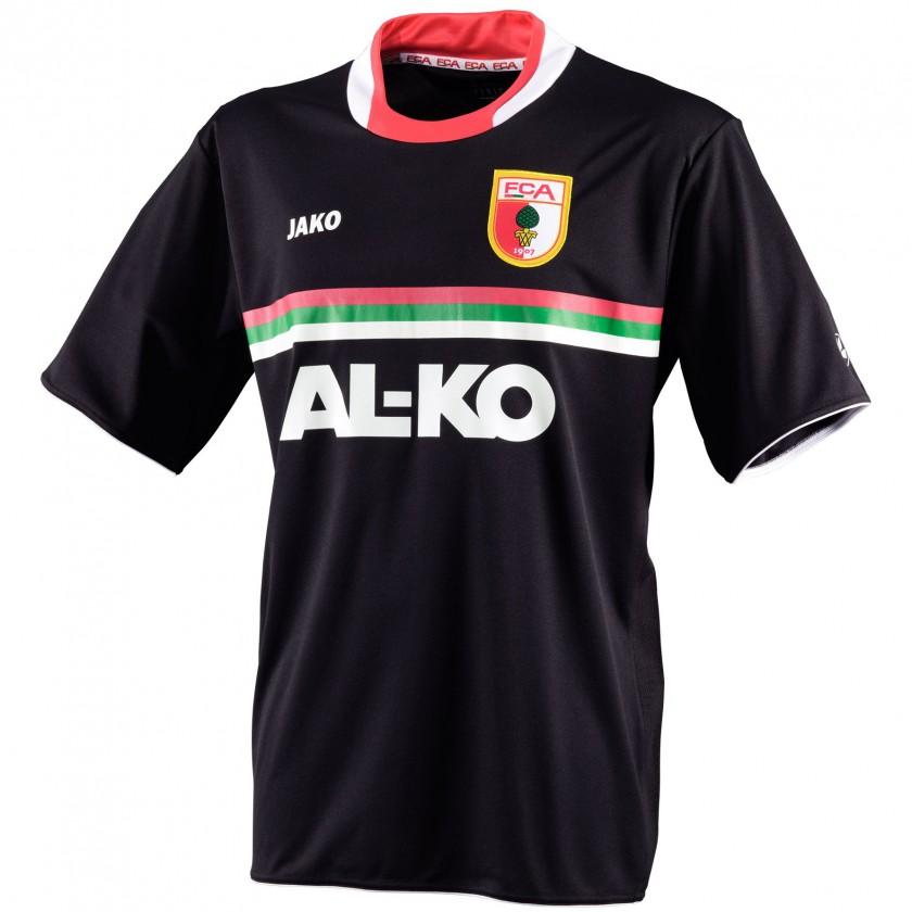 FC Augsburg 1907 Auswärts-Trikot Fussball-Bundesliga-Saison 2012/13