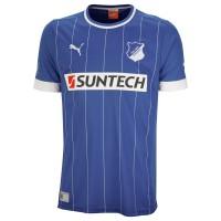 TSG 1899 Hoffenheim Heim-Trikot Fussball Bundesliga-Saison 2012/13
