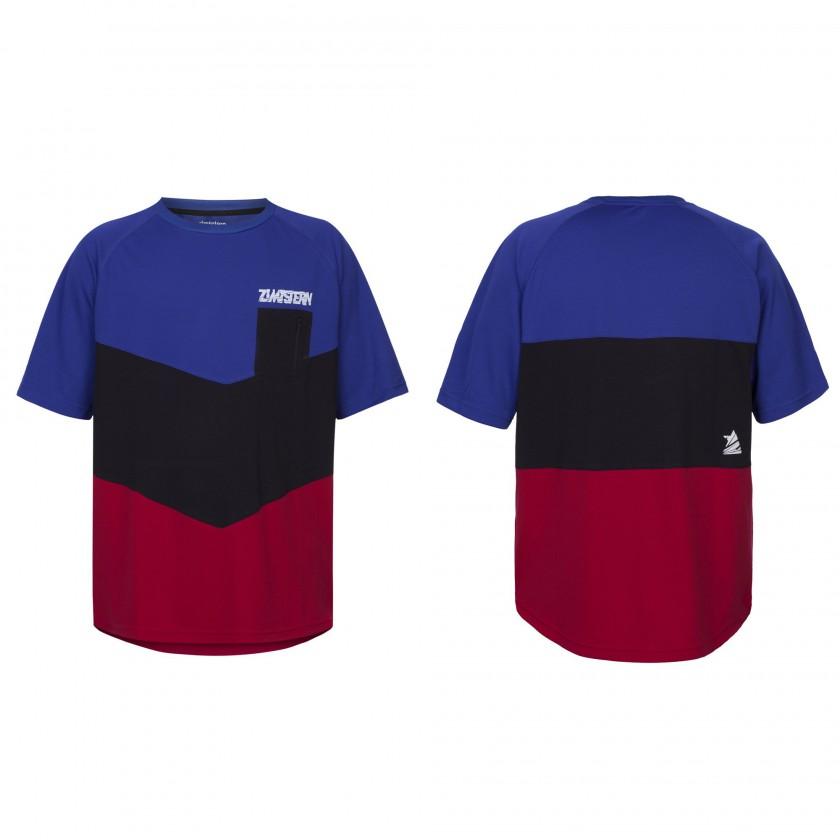 Fornax SS Jersey Men ultramarine front/back 2013