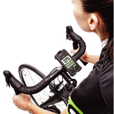 Bike-Action auf einem Kinetic Fluid Trainer und mit dem Kinetic inRide System 2012