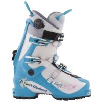 Black Diamond Swift Skischuh mit Boa Verschlusssystem Women side 2012/13