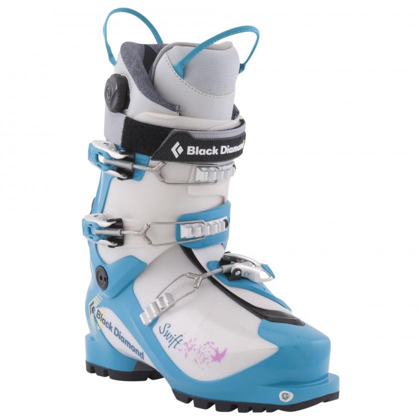 Black Diamond Swift Skischuh mit Boa Verschlusssystem Women 2012/13
