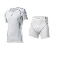 Windshell-Shirt und Short Men 2013