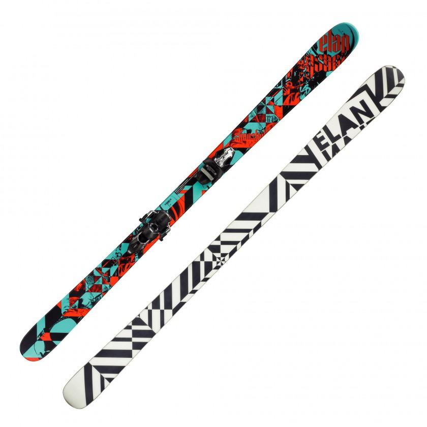 Sling Shot Freestyle Ski top/base 2012/13