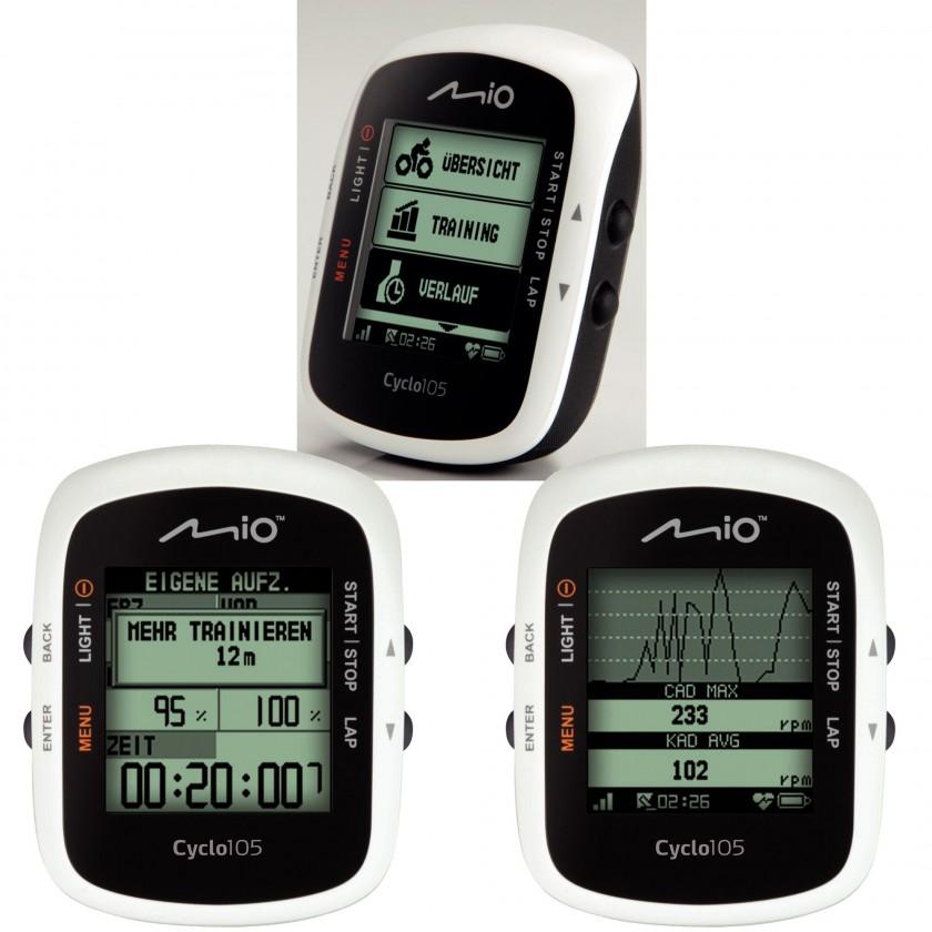 Cyclo 105 GPS-Navigationsgert 2012