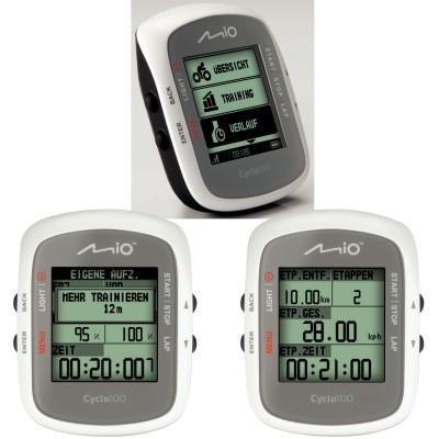 Cyclo 100 GPS-Navigationsgert 2012