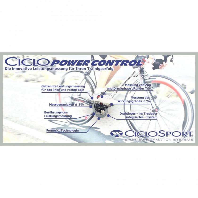 Ciclo Power Control 2013
