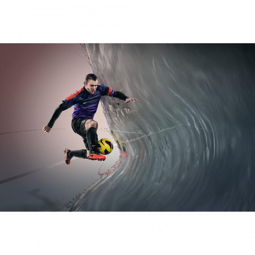 Wayne Rooney im TOTAL 90 LASER IV mit ACC Technologie 2012