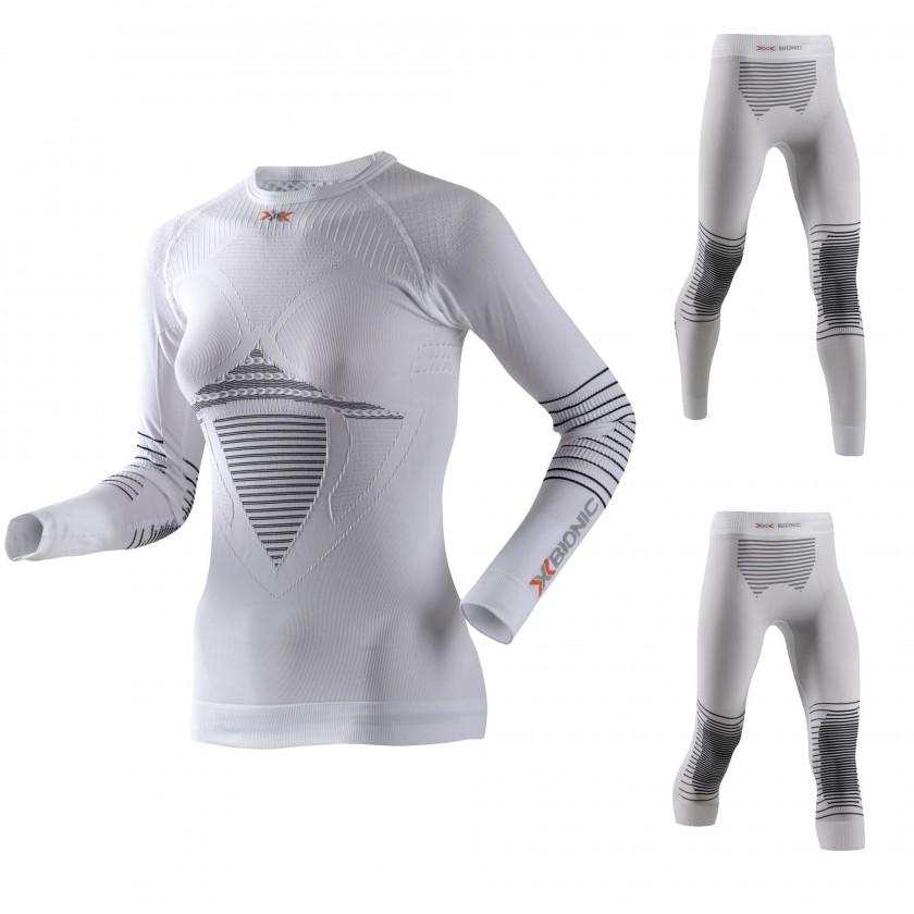 Bionic Energizer MK2 Shirt Long, Pants und Pants Medium Women 2012/13