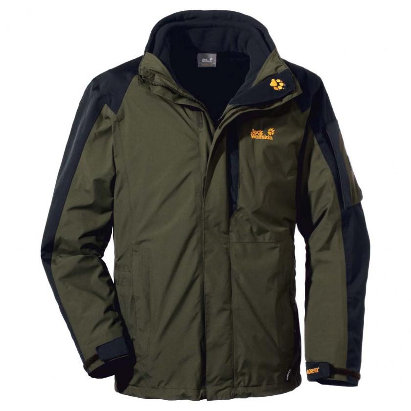 Snowy Crest Jacket Men 2012/13