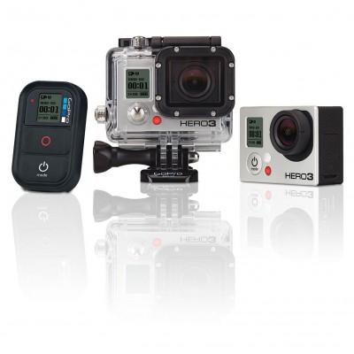 GoPro HD HERO3 Actionkamera Modell Black mit Fernbedienung2012
