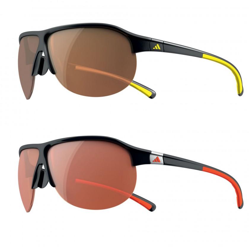 tourpro Golfbrille phantom-lemon und shiny-black-red 2012