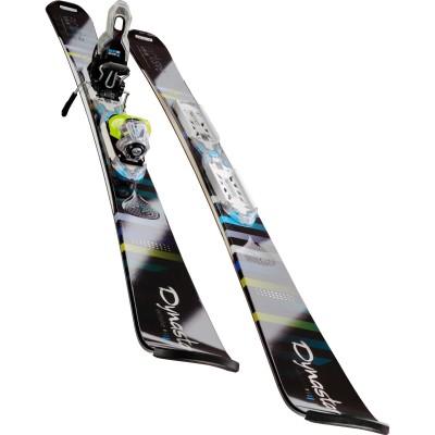 Exclusive Active LX Alpin Ski mit LOOK XPress Ski Bindung 2012/13