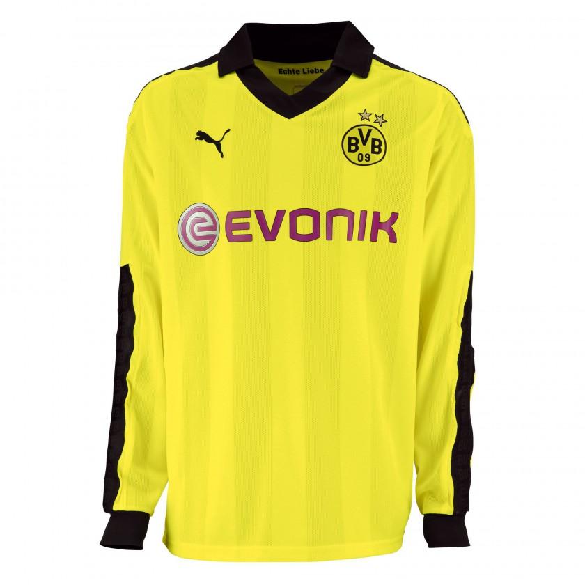 Borussia Dortmund X-Mas Trikot langarm 2012