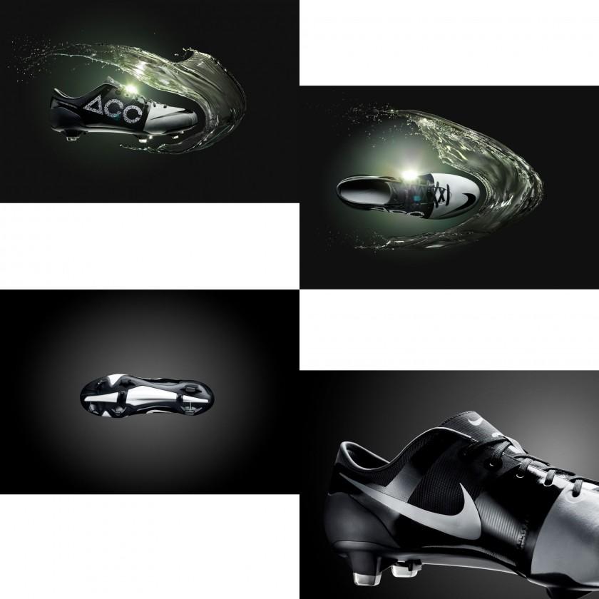 GS2 Fuballschuh mit ACC Technologie - side/top/sole/inside 2012