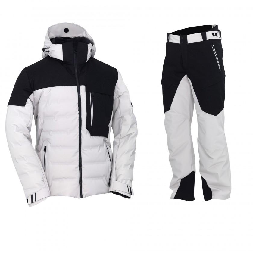LK Down Ski Jacket und LK Down Ski Pants Men 2013