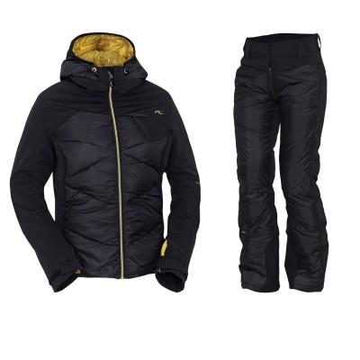 Onyx Down Ski Jacket und Onyx Ski Pants Ladies 2013