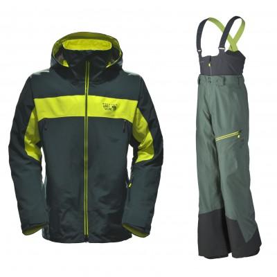 Compulsion 3L Jacket und Pants Men 2013/14