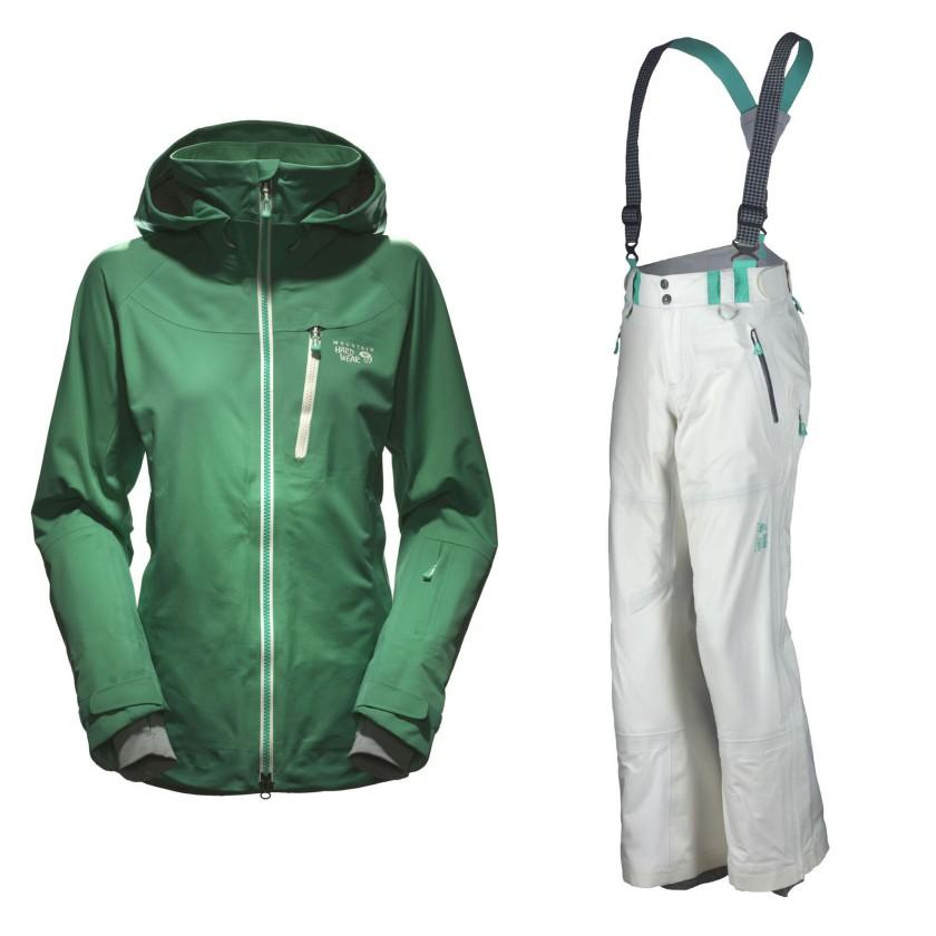 Snowtastic 3L Jacket und Pants Women 2013/14