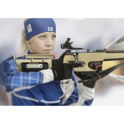 Kaisa Mkrinen im Odlo X-Country-Jacket Frequency X Finnland 2013