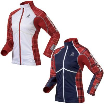X-Country-Jacket Frequency X Schweiz und Norwegen Women 2013/14