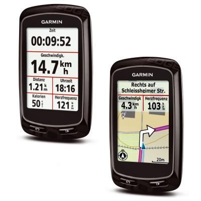 Edge 810 GPS-Fahrradcomputer Datenfeld/Abbiegehinweis 2013