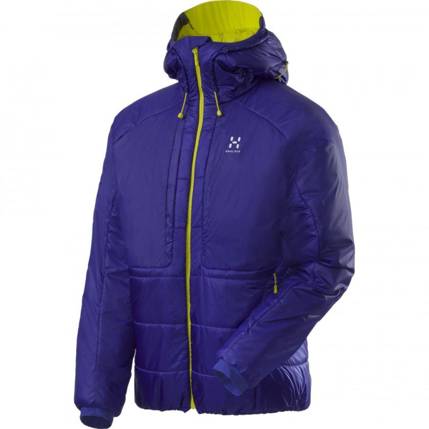 Barrier Pro II Belay Jacket mit QuadFusion+ Isolierung 2013/14