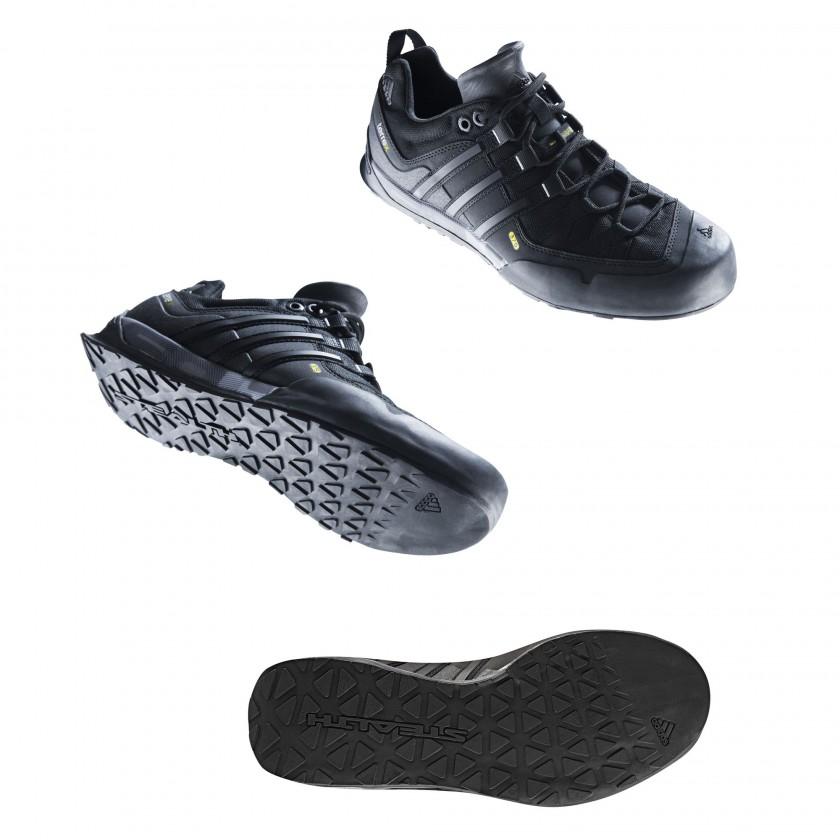 Terrex Solo Stealth Zustiegsschuh Men black side/sole 2013