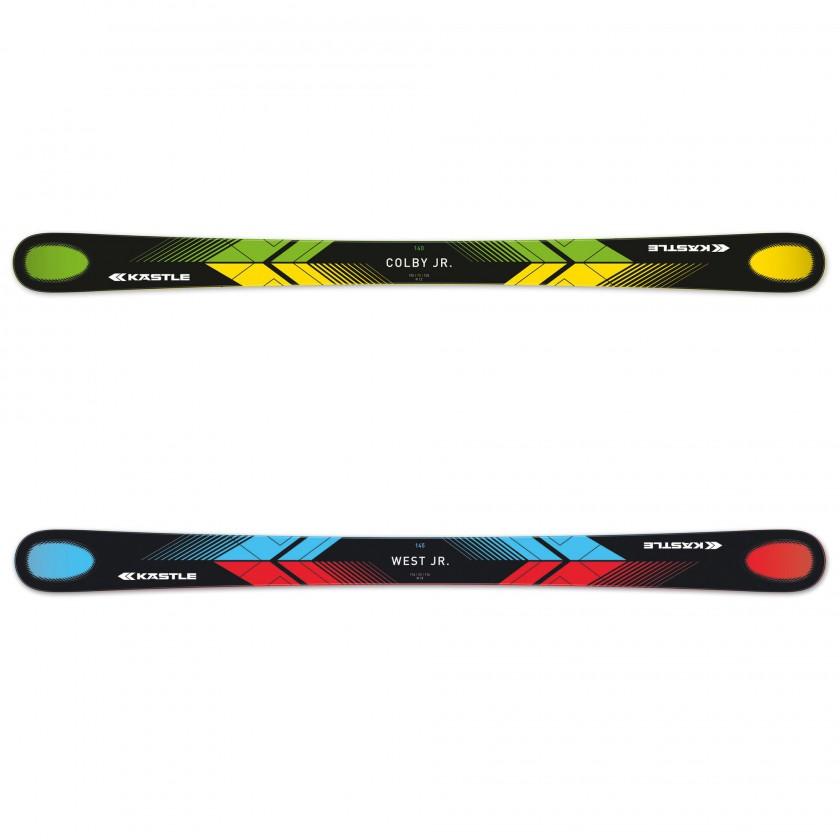 XX75 COLBY JR. THE JACK und XX85 WEST JR. THE KING Alpin-Ski 2013/14
