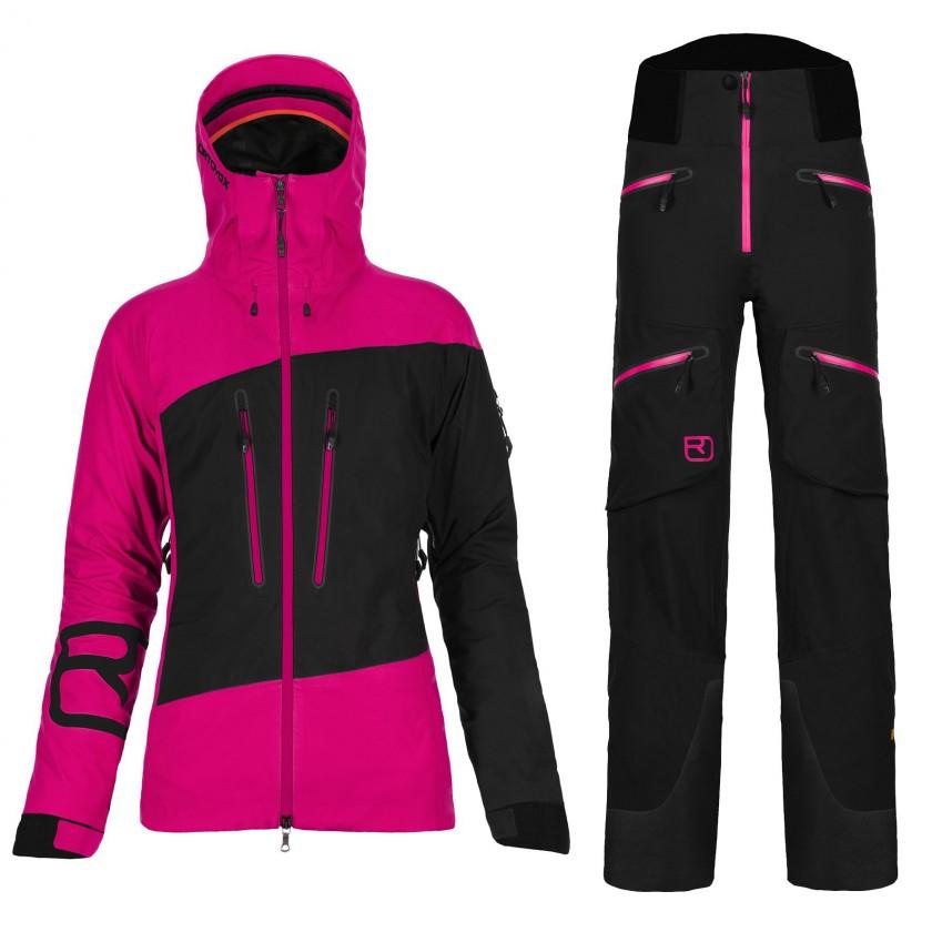 Merino Guardian Shell Jacket und Pants Women 2013/14