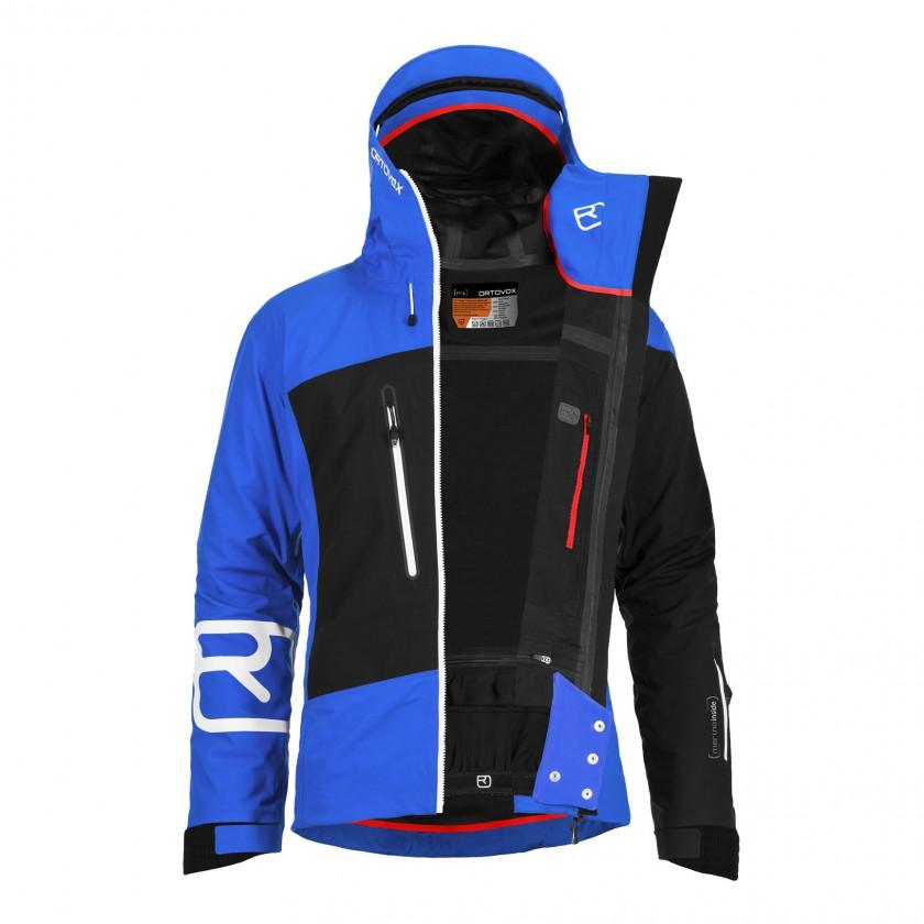 Merino Guardian Shell Jacket Men inside 2013/14