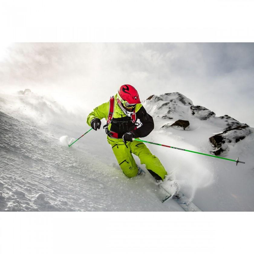 Merino Guardian Shell Jacket und Pants Ski-Action 2013/14