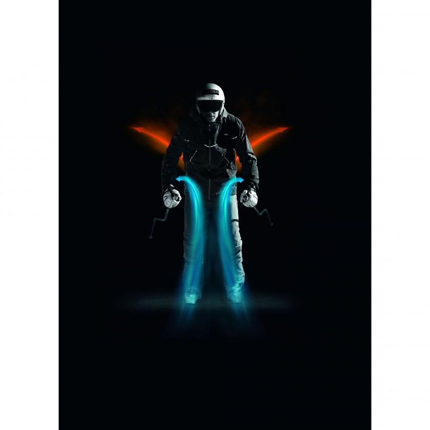Blade Ski Jacket mit Air Circulation Vent Technologie 2013/14