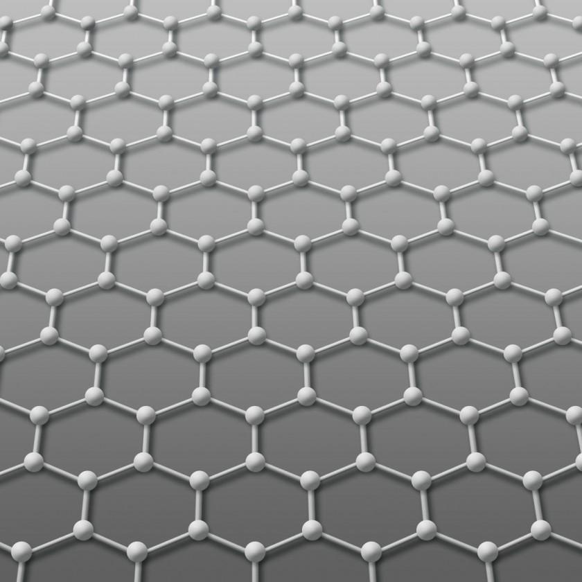 Graphene: zweidimensionalen Netzes aus sechseckigen Waben 2013