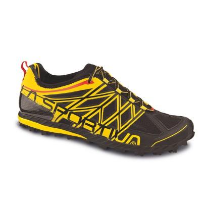 Anakonda Fell-Running Laufschuh Men black/yellow 2013