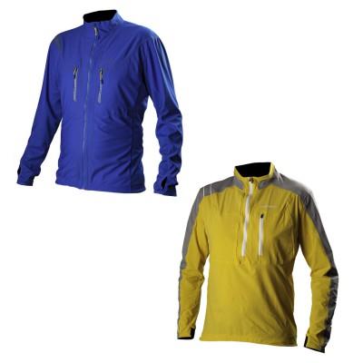 Merak Softshell Jacket u. Lynx Pullover Men 2013