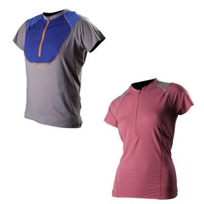 Mission Lauf-T-Shirt Men u. Sierra Lauf-T-Shirt Women 2013
