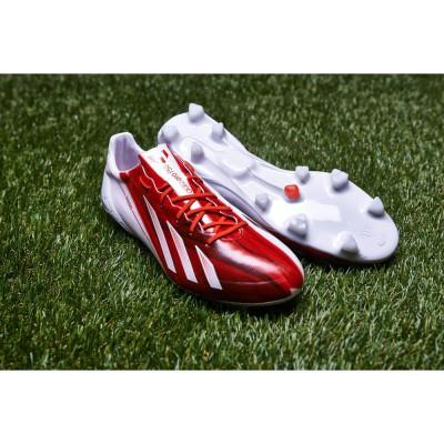 adidas play the Messi way-Kollektion: Lionel Messi - Signature-Fuballschuh adizero f50 Messi 2013
