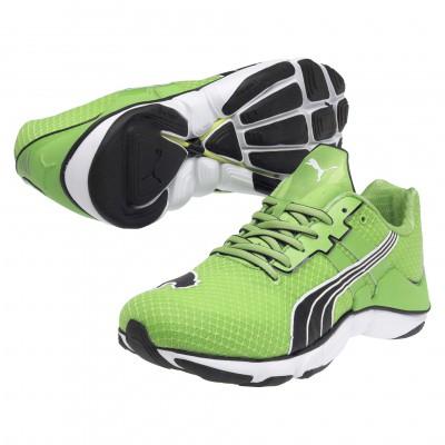 Mobium Runner Elite Laufschuh Men jasmine green-black 2013 von PUMA