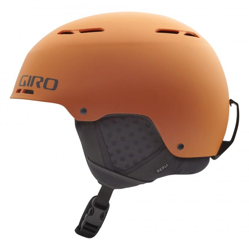 Combyn Ski- und Snowboardhelm orange 2013/14 von GIRO