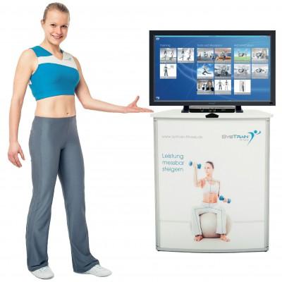 Systrain Kinetics inkl. Biofeedback-Trainingssystem 2013 von Systrain Fitness UG