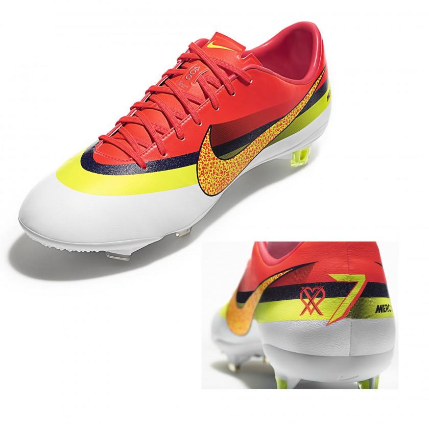 Nike mercurial vapor ix cr7