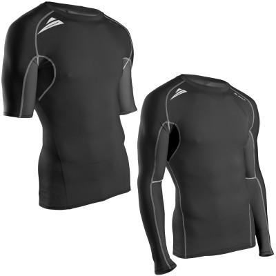 Piston 140 Kurz- u. Langarmshirt black der R+R-Linie 2013 von Sugoi