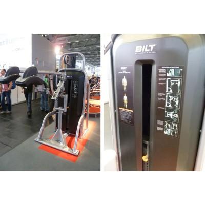 FIBO 2013: C.O.D. Maschine 2013 von BILT by Agassi  Reyes