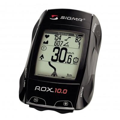 ROX 10.0 GPS Radcomputer 2013 von SIGMA SPORT