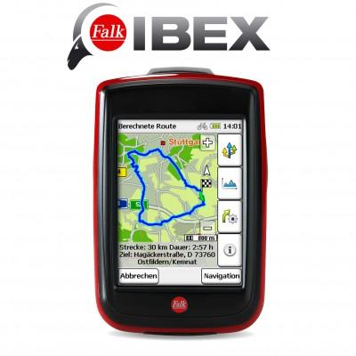 IBEX 32 Outdoor Navigationsgert front 2013 von Falk