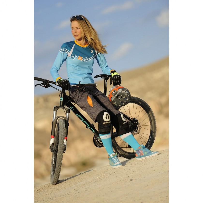 Fanfiluca Mountainbike-Radbekleidung Women 2013