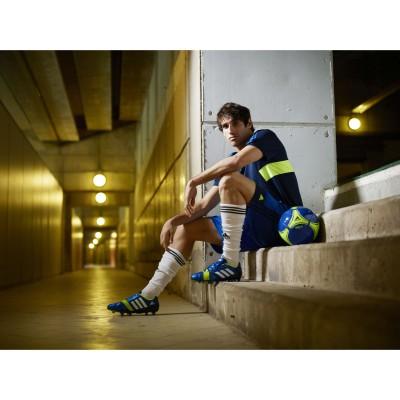 Javi Martinez im nitrocharge 1.0 Fuballschuh 2013 von adidas