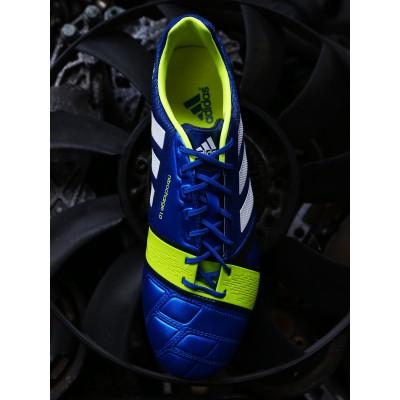 nitrocharge 1.0 Fuballschuh - Der auffllig neon-gelbe ENERGYSLING 2013 von adidas